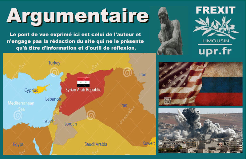 ARG SYRIE USA RUSSIE GUERRE