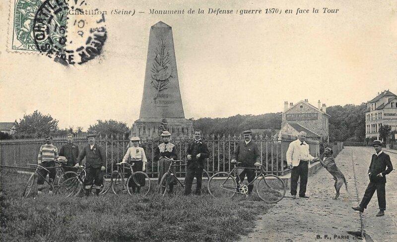 Châtillon Défense (1)