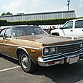 DODGE Coronet Custom 4door Sedan 1973 Illzach (1)