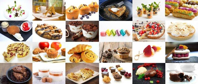 Desserts & produits sucrés