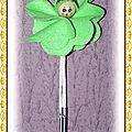 Petit Lutin (Feutrine) Fleur Carillon 1