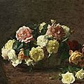 Painting owned by chelsea flower show founder offered at bonhams 19th century art sale