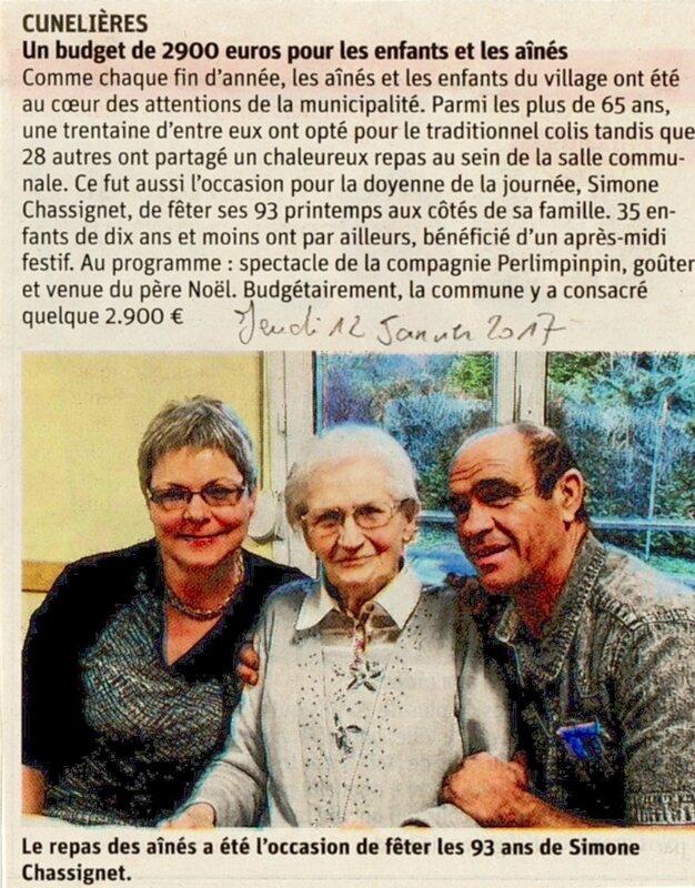Cunelieres Est Republicain 12-01-2017