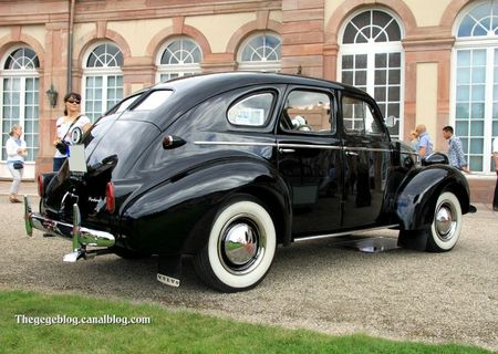 Volvo PV60 berline de 1946 (9ème Classic Gala de Schwetzingen 2011) 02