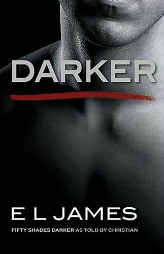 Sortie de DARKER de EL James