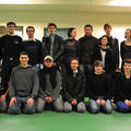 equipe2009 Kendo  l'ASM