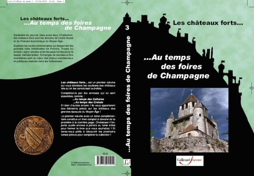 Couverture Chateau fort tome 3