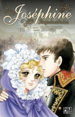 Joséphine Impératrice 03 Yumiko Igarashi Kaoru Ochiai Pika édition shôjo