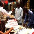 Travail de Reportage (le travail des jeunes) - Barumbu