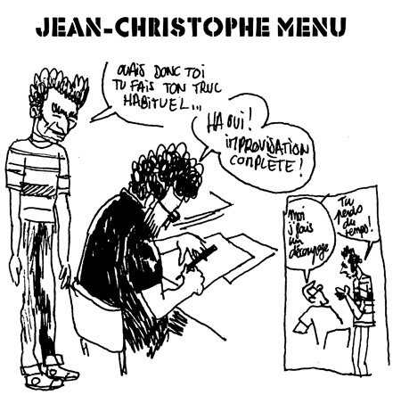 Jean-Christophe Menu