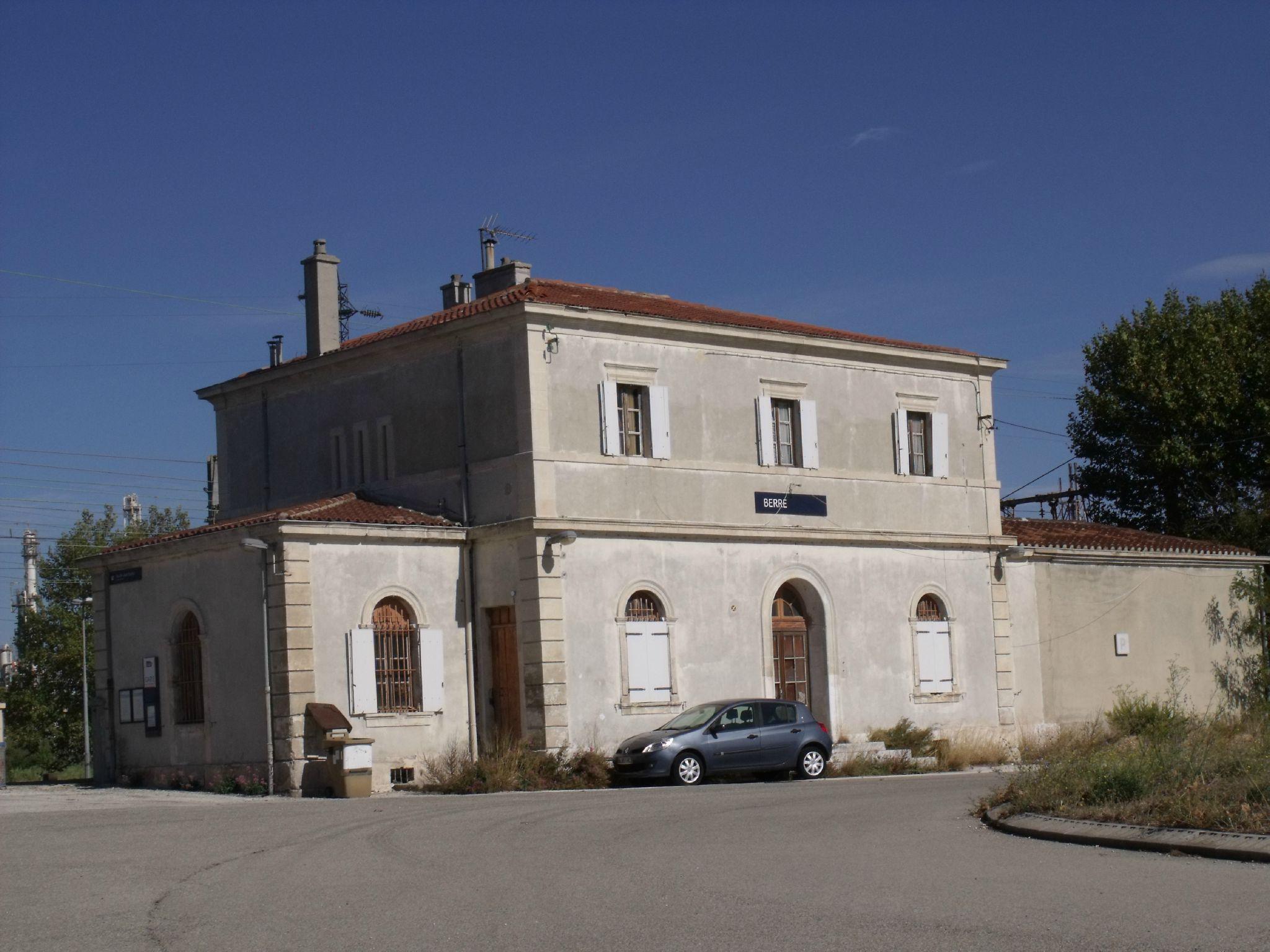 Berre (Bouches-du-Rhône - 13) 1