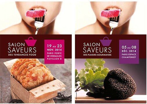 Salon Saveurs Paris