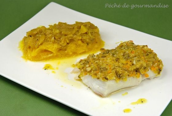 Recettes fenouil poisson for Cabillaud fenouil