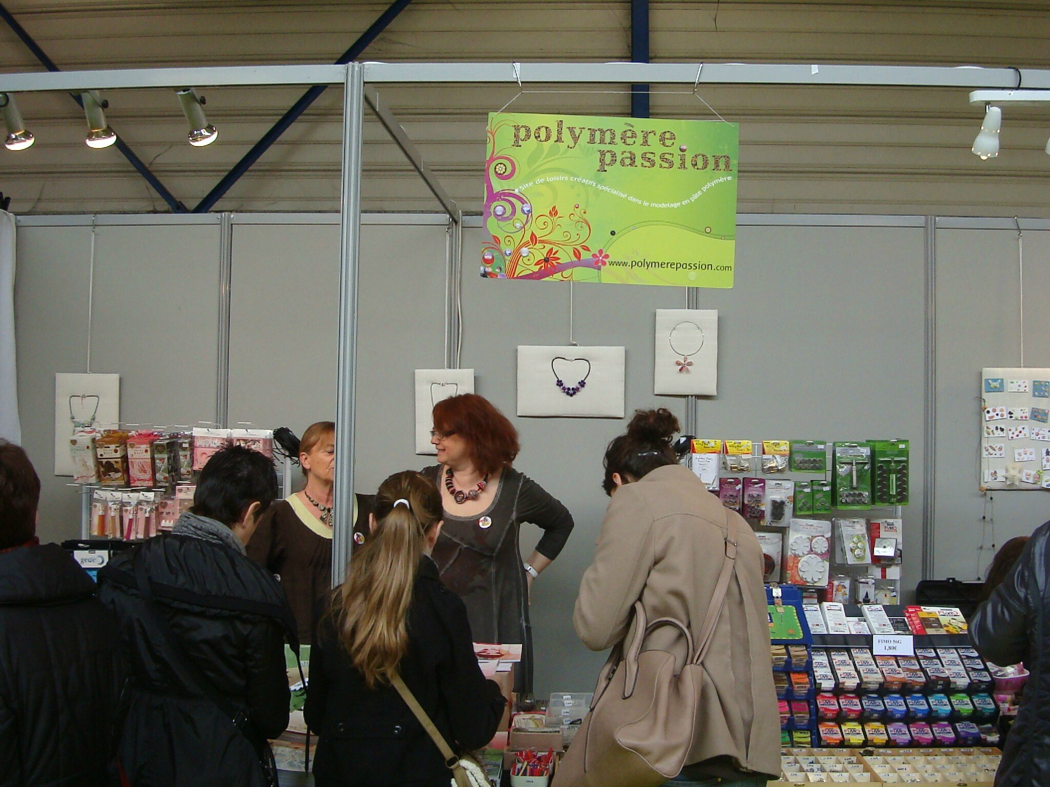 Id creatives salon de reims le p 39 tit bazar de val etc for Salon reims