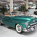 Oldsmobile rocket ninety eight 2door convertible 1952