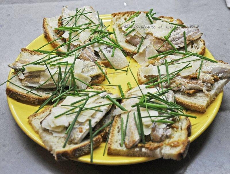Pintxos sardines _