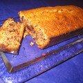 Cake choco-noisette