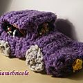 voiture crochet -JANVIER 2011