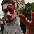 Zombie Walk Paris 2013
