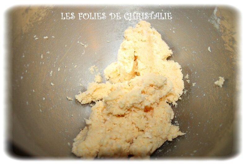 Galette mangue coco 7