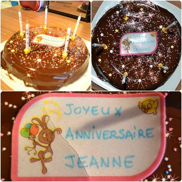 anniversaire jeanne