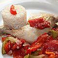Poulet basquaise (cookeo)