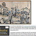 Hibakusha, dessins des survivants