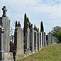 [drôme] le cimetière ancien de romans