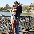 Amoureux Pont des Arts_3835