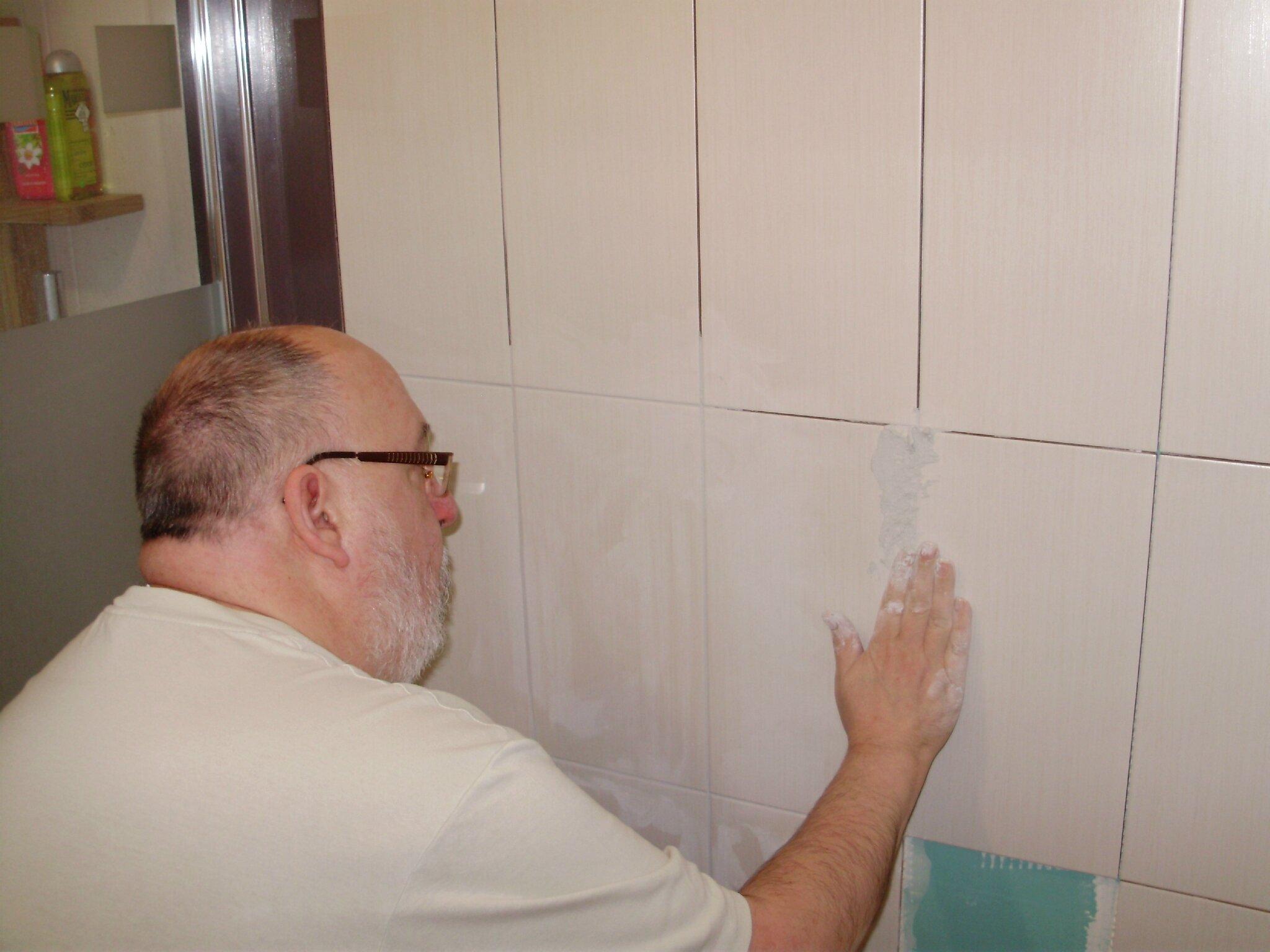 R fection de ma salle de bain douche l italienne au lieu for Cout refection salle de bain