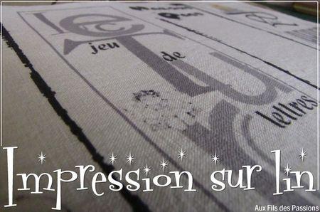 impression_sur_lin