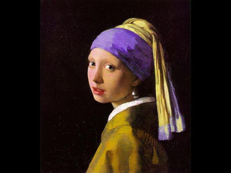 La jeune fille à la perle, Wermer