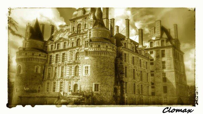 Chateau de Brissac Juillet 2014