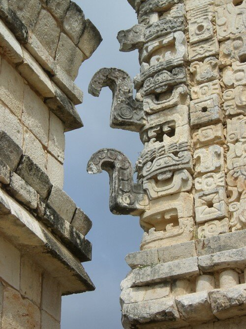 Uxmal - Chaac
