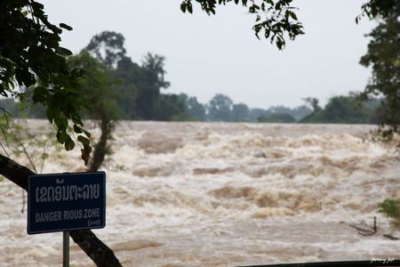 dangerious zone mekong