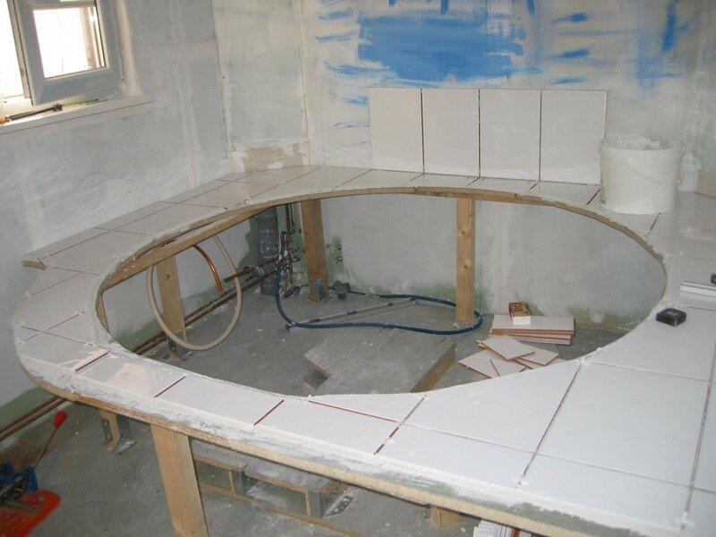 comment changer une cuisine en salle de bain notre petit nid. Black Bedroom Furniture Sets. Home Design Ideas