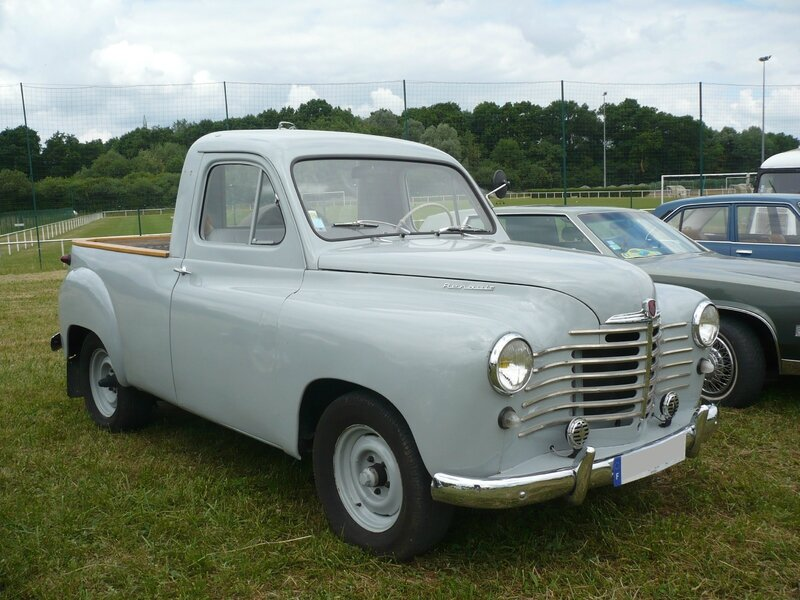 RENAULT Colorale pick-up 1951 Madine (1)