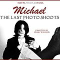 Michael jackson the last photoshoots