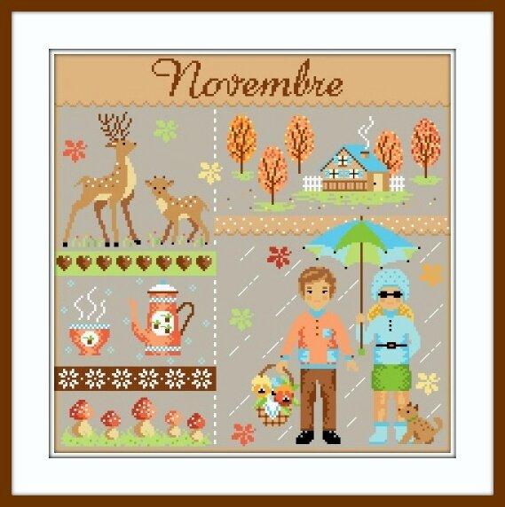 Novembre G cadre