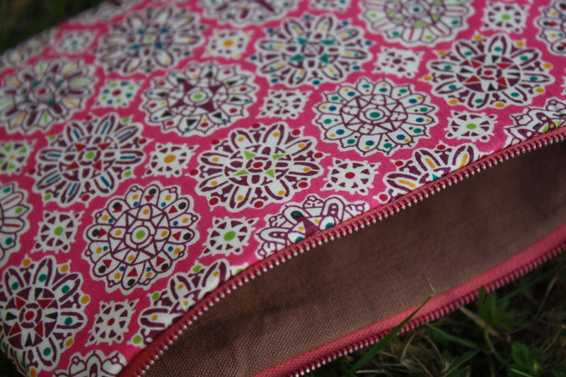 POchette rose liberty Anne