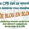 La cpb vous balade de blog en blog ! vefa vous présente rigolett !