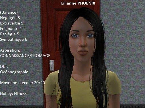 Lilianne Phoénix