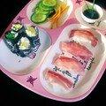 sushis des enfants