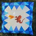 Coussin Dragon