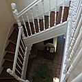 Je relooke mon (très) vieil escalier