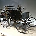 BENZ Motor Velociped 1894 Stuttgart (1)