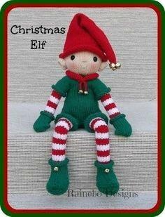 Traduction Christmas Elf - Lorraine Pistorio