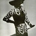 Robe d'aprs-midi Balenciaga, L'Officiel 1938