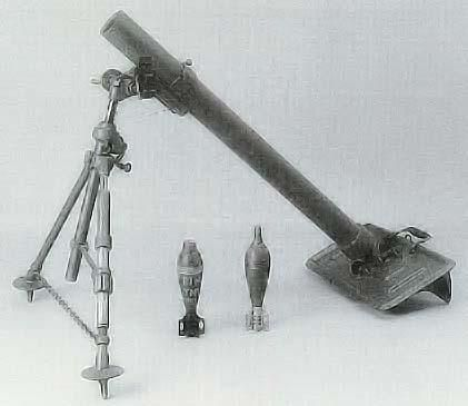 Mortier Américain de 81 mm