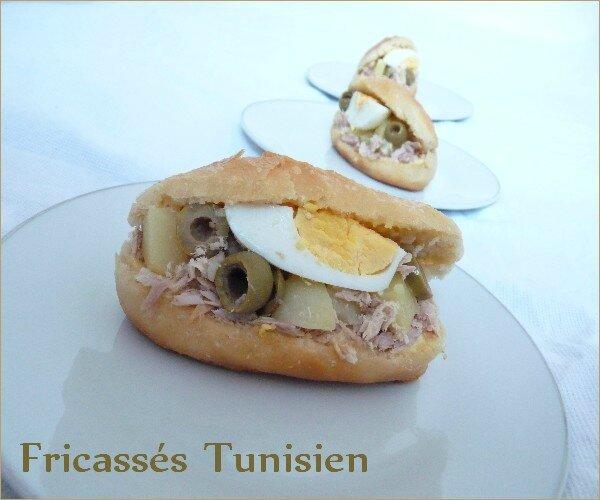 Fricassés tunisien 2